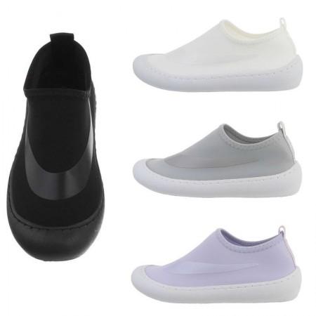 Sneakers senza lacci sportive da ginnastica basse elasticizzate a calzino jogging